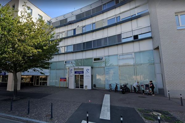 Clinique du Diaconat-Fonderie de Mulhouse, là où exerçait le gynécologue Jean-Marie Boegle