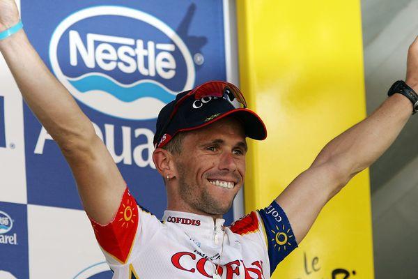 Avant la victoire d'Arnaud Démare mardi, le Picard Jimmy Casper était le dernier français à avoir remporté une étape du Tour de France au sprint.