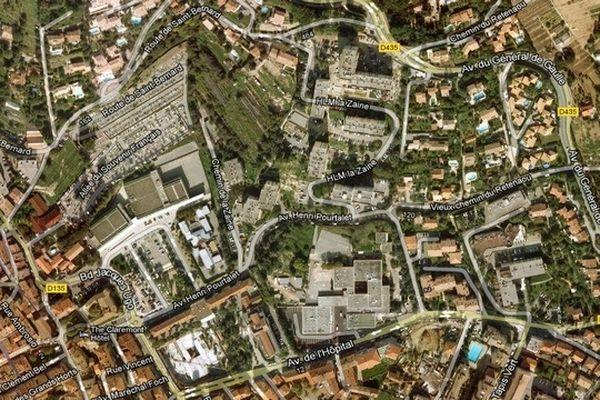 Quartier des Hauts-de-Vallauris