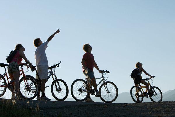Cette course est sportive mais peut se faire en famille pour le plaisir !