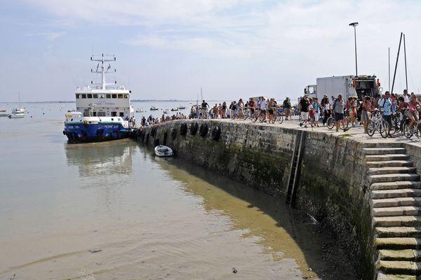 Des milliers de visiteurs sont attendus pendant trois jours sur l'Île d'Aix (17)