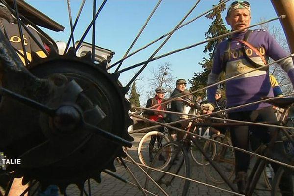 """Les concurrents de la Milan-San Remo """"historique"""""""
