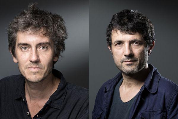 Sylvain Prudhomme et Albin de la Simone se sont rencontrés sur le festival. Cette année, ils le feront ensemble.