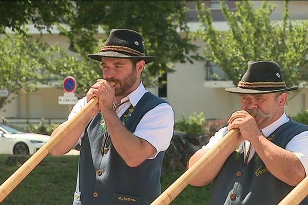Les Savoyards du monde se sont réunis à Vétraz-Monthoux en Haute-Savoie.