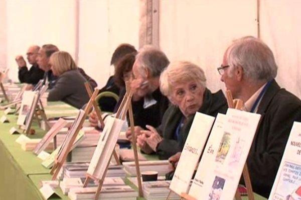 500 auteurs de tous les horizons sont présents pour le premier salon littéraire de la rentrée.