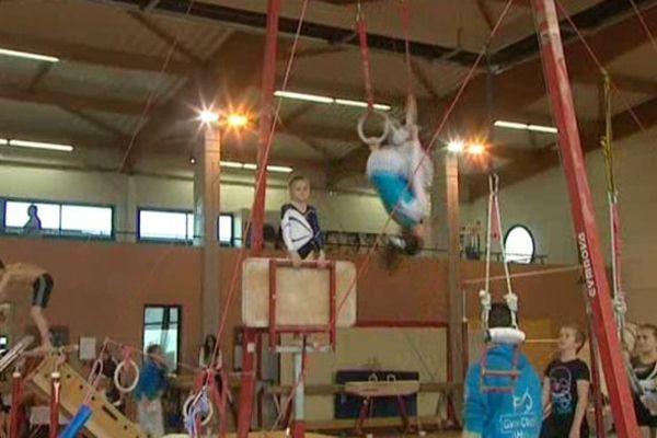 La Fédération de gymnastique multiplie les animations pour attirer le public aux championnats d'Europe à l'Arena, mi-avril.