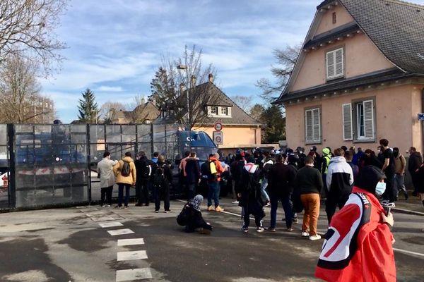 "Manifestation des ""citoyens en colère"" samedi 20 février à Strasbourg"