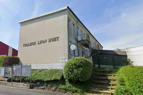 Le collège Léon Huet de la Roche-Posay restera fermé le lundi 9 et mardi 10 novembre 2020.