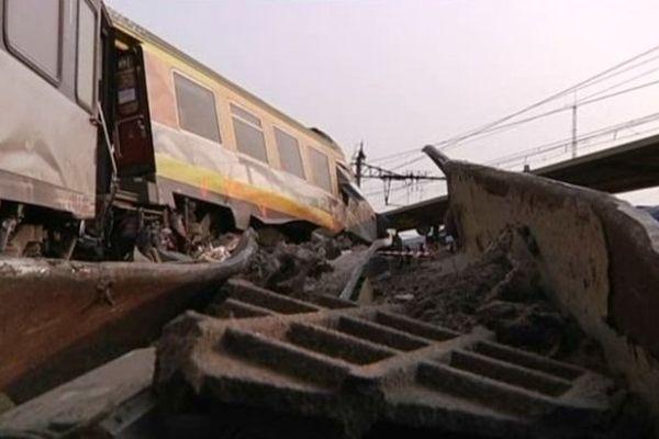 Le 12 juillet 2013, le train Paris Limoges Intercités n°3657 déraillait en gare de Brétigny-sur-orge dans l'Essonne