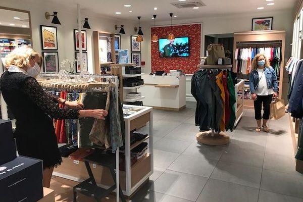 Boutique (Metz) Image d'llustration
