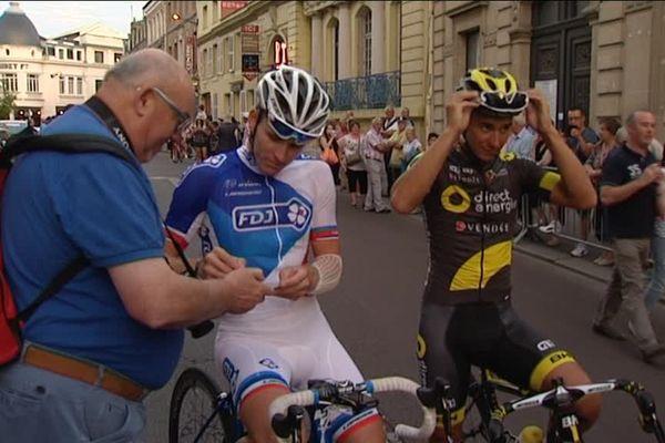 Avec le critérium Jean Renaux, c'est la fête du vélo à Amiens.