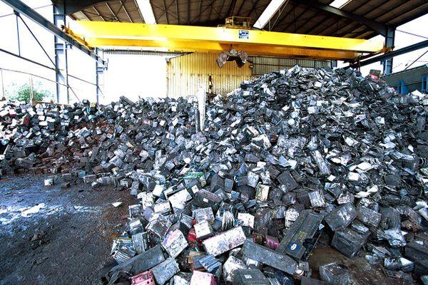 """(illustration) Mecaware est spécialisée dans le recyclage """"vert"""" des batteries usagées"""