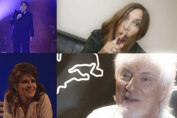 Serge Lama, Zazie, Hugues Aufray, Fanny Ardant... ces célébrités made in Limouzi