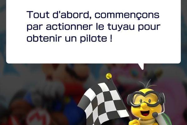 Mario Kart Tour est sorti le 9 mars 2020.