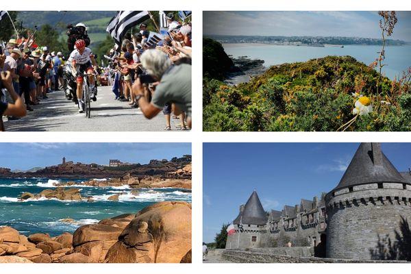 le Tour en Bretagne