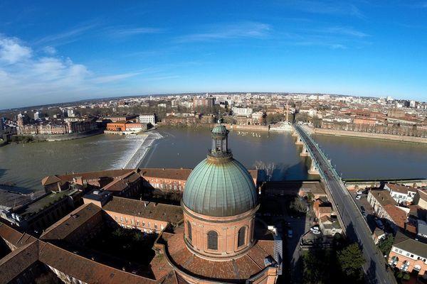 Toulouse est en train de voir se concrétiser  certaines de ses actions en matière d'attractivité.