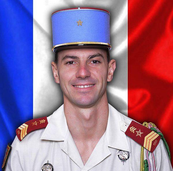 Le Sergent-chef Mougin est décédé au Mali le 21 février 2018.