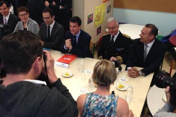 Manuel Valls à Blois - 23 juin 2014
