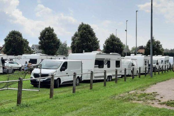 Les gens du voyage vont reprendre la route le 8 août en direction de Mulhouse pour poursuivre leur tour du Grand Est.