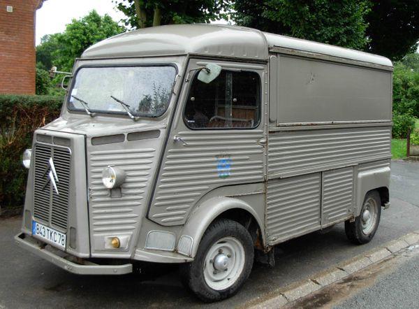 Camionnette Citroën HY