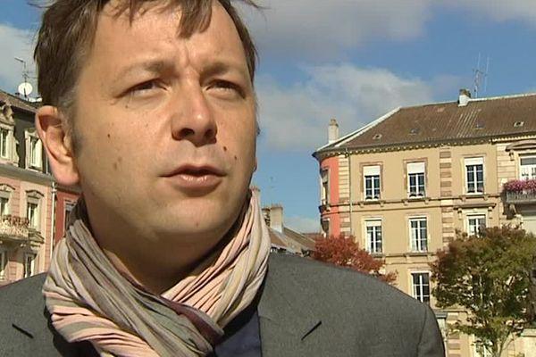 Bastien Faudot est le candidat du MRC à la présidentielle de 2017