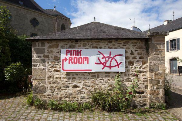 La Pink Room : un ancien bâtiment agricole dédié à la vidéo