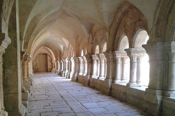 L'Abbaye de Fontenay a été fondée en 1118 par Saint Bernard de Clairvaux, un des plus grands saints français.