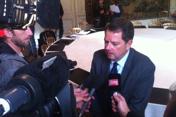 Le préfet de Région a fait le point ce midi sur les mesures post attentats en Franche-Comté.