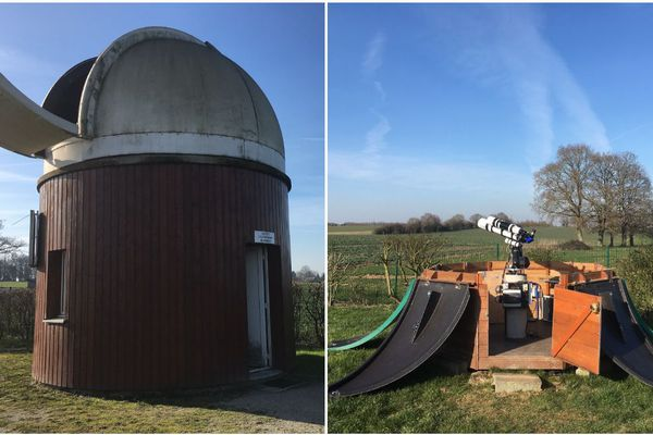 L'observatoire de la Couyère, un endroit de choix pour observer les étoiles
