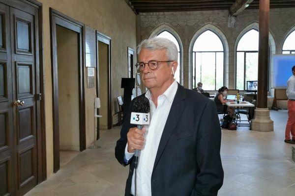 Le président sortant, Patrick Gendraud, arrive largement en tête de ce 1er tour des élections départementales dans le canton de Chablis.
