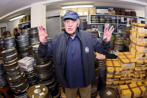 Le cascadeur Rémy Julienne avait légué ses archives à la Cinémathèque de Toulouse en 2017.