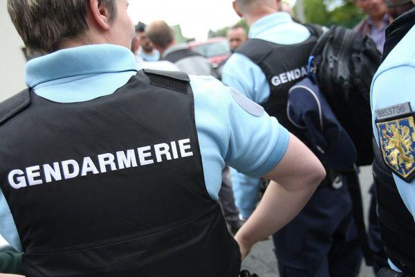 Gendarmes - illustration