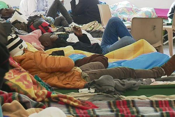 Le centre Pausa à Bayonne accueille jusqu'à 130 migrants par jour.