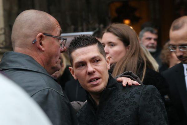Jonathann Daval, encore libre au moment des obsèques de son épouse Alexia