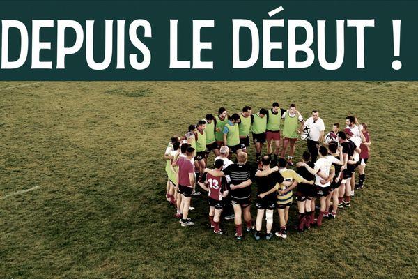 Anciens internationaux et experts du rugby apportent leur savoir-faire aux petits clubs de Nouvelle-Aquitaine. Amitié, coup de gueule, rires et partage, toute l'histoire humaine du rugby...