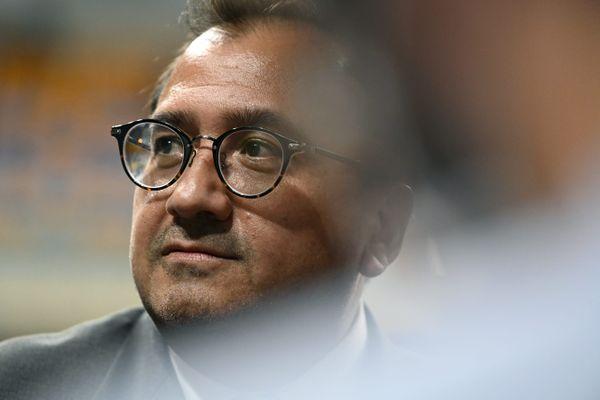 Christophe Chaillou (PS), président de la Métropole d'Orléans / © PASCAL PROUST / MAXPPP / LA REPUBLIQUE DU CENTRE