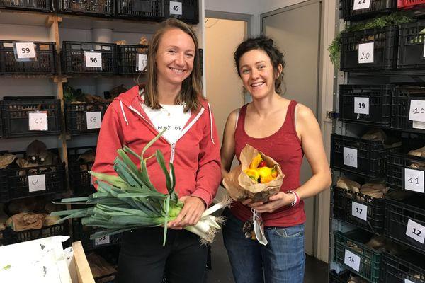 Ingrid Joubert et Adeline Anglaret lauréates du concours Talents des Cités 2020