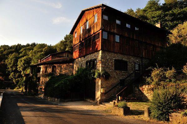 Le moulin Richard de Bas, situé à Ambert dans le Puy-de-Dôme, vient d'être labellisé Entreprise du patrimoine vivant.
