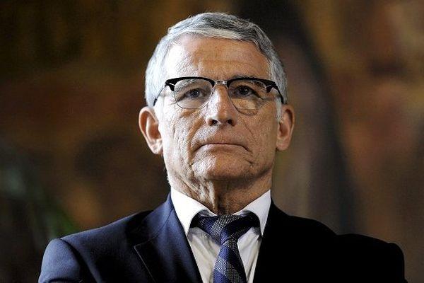 Pierre Cohen, le maire PS de Toulouse.