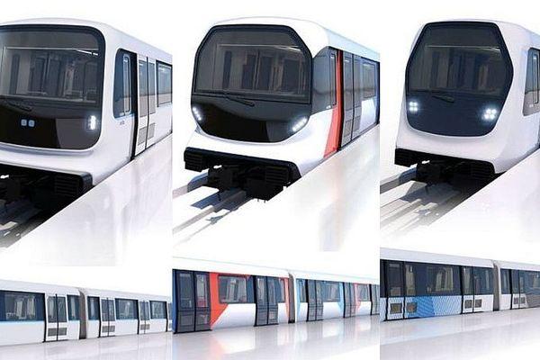 Marseille : les usagers du métro appelés à voter pour le design des nouvelles rames.