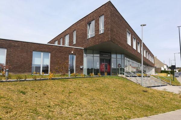 L'EMS va prendre ses quartiers dans ce bâtiment à la Waroquerie sur les hauteurs de Boulogne