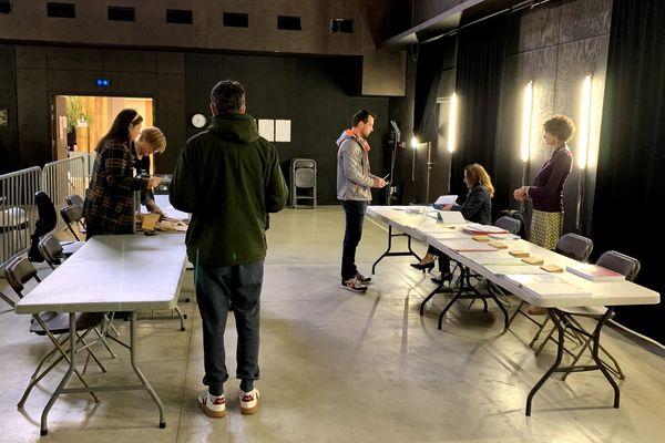 Le premier tour des élections municipales, à l'heure de la pandémie de covid 19.