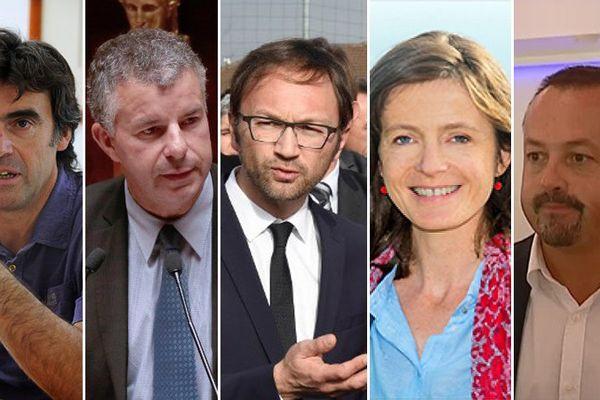 Eric Fournier, Martial Saddier, Patrick Mignola, Emilie Bonnivard et Yannick Neuder