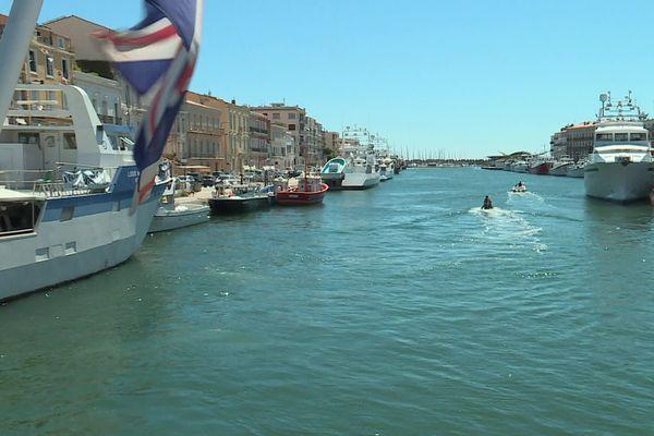 Les festivités de la Saint-Louis, joutes comprises, ont été annulées début août par la ville de Sète.