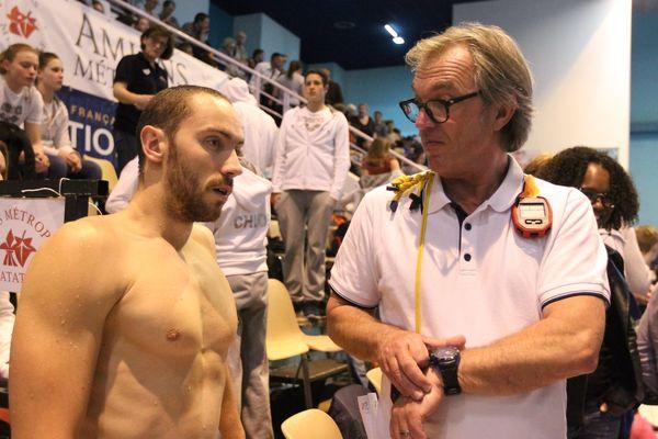 Jérémy Stravius et Michel Chrétien ont travaillé ensemble à Amiens pendant 10 ans.