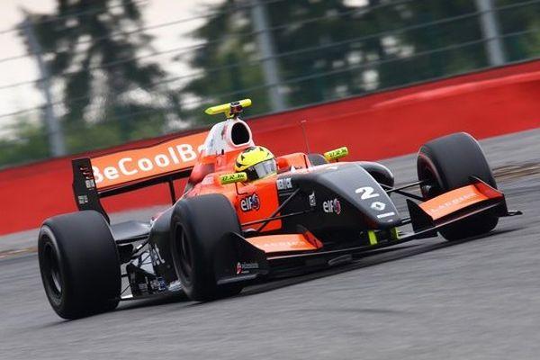 Une voiture de tech1 à Spa-Francorchamps