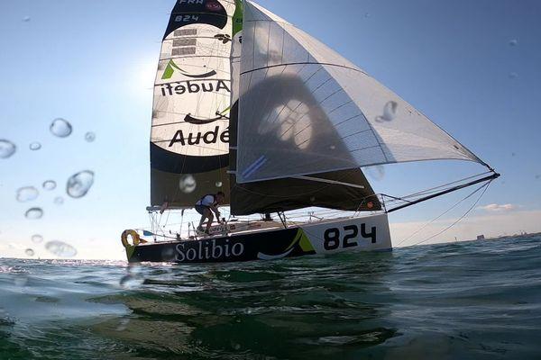 La course va durer trois semaines pour 7500 km à travers l'océan Atlantique.