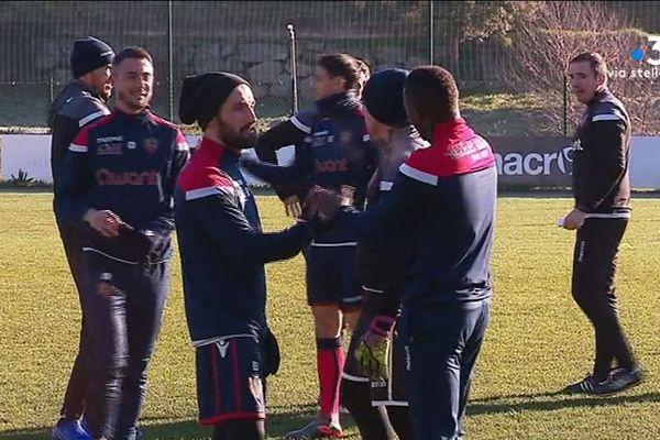 Dimanche 6 janvier, le GFCA rencontrera Noisy-le-Grand pour les 32e de finale de la Coupe de France.