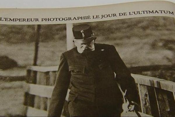 Une application internet, conçue à partir du récit de la Grande Guerre fait par l'hebdomadaire Le Miroir, est en cours de réalisation à Chalon-sur-Saône.