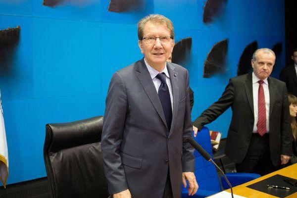 Guy Teissier,Président de MPM